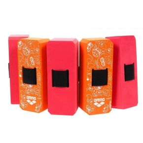 ARENA Flotation Belt Junior 2 Red/Orange