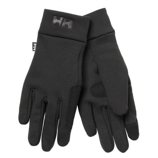 HELLY HANSEN Fleece Touch Glove Liner Black
