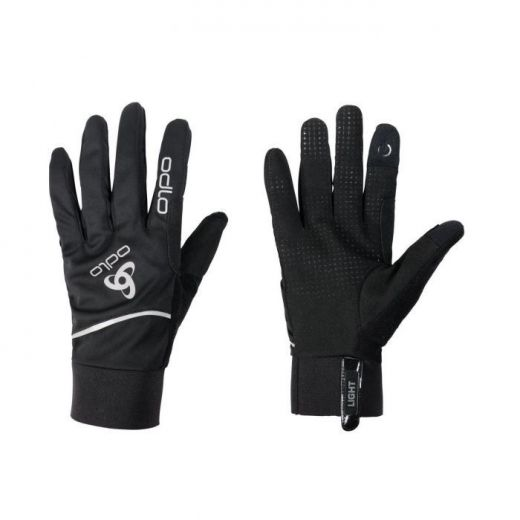 ΓΑΝΤΙΑ ODLO Performance Windproof Light Gloves Black