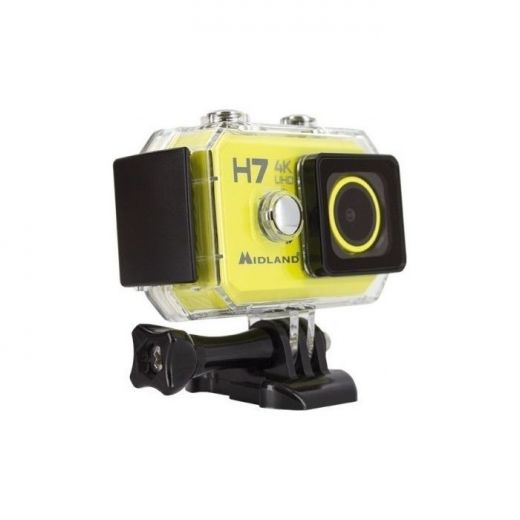 MIDLAND H7 ACTION CAMERA with remote