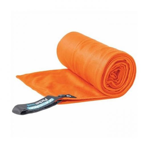 ΠΕΤΣΕΤΑ SEA TO SUMMIT Pocket Towel Small Orange