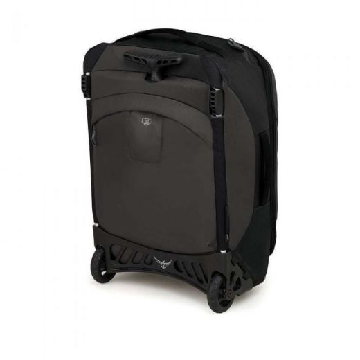OSPREY Rolling Transporter Carry-On 38 Black (Cabin Size)