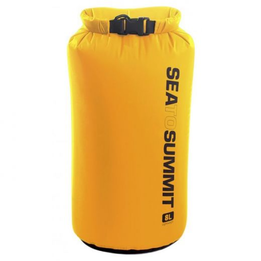 ΣΤΕΓΑΝΟΣ ΣΑΚΟΣ SEA TO SUMMIT Lightweight Dry Sack 8L Yellow