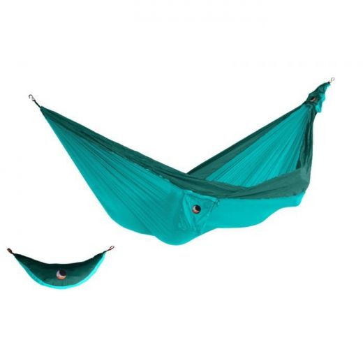 TTTM ΑΙΩΡΑ Double Hammock Turquoise/Emerald Green