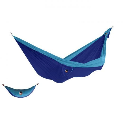 TTTM ΑΙΩΡΑ Single Hammock Blue/Sky Blue
