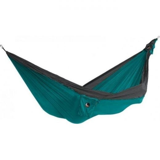 TTTM ΑΙΩΡΑ Single Hammock Emerald Green/ Dark Grey