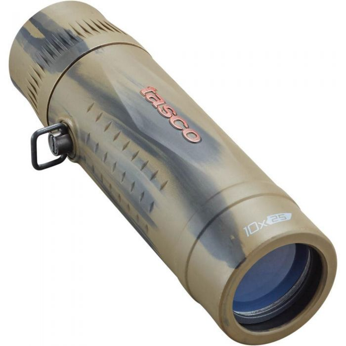 TASCO MONOCULARS ESSENTIALS 10X25 568BCRD