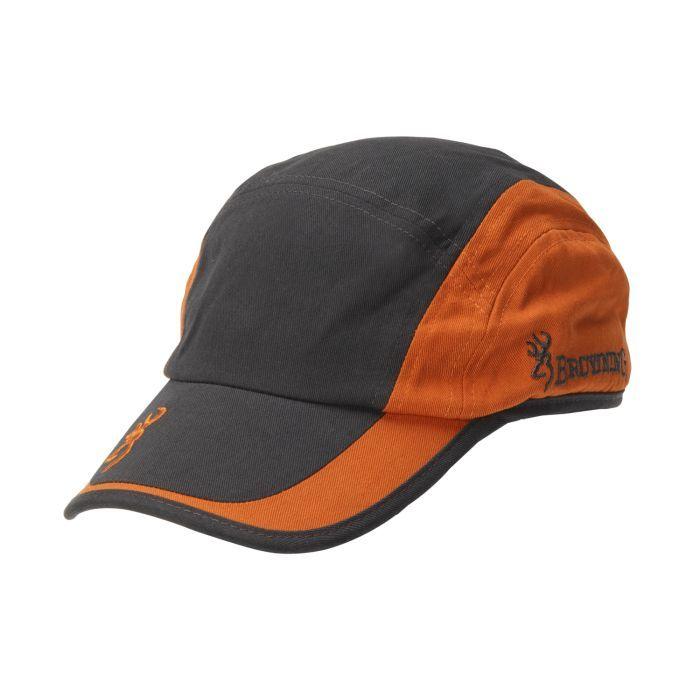 sports shoes 7133b c5129 ... sale browning cap ultra anthracite dark orange hobbi.gr camping fishing  hunting diving 01e32 2957b