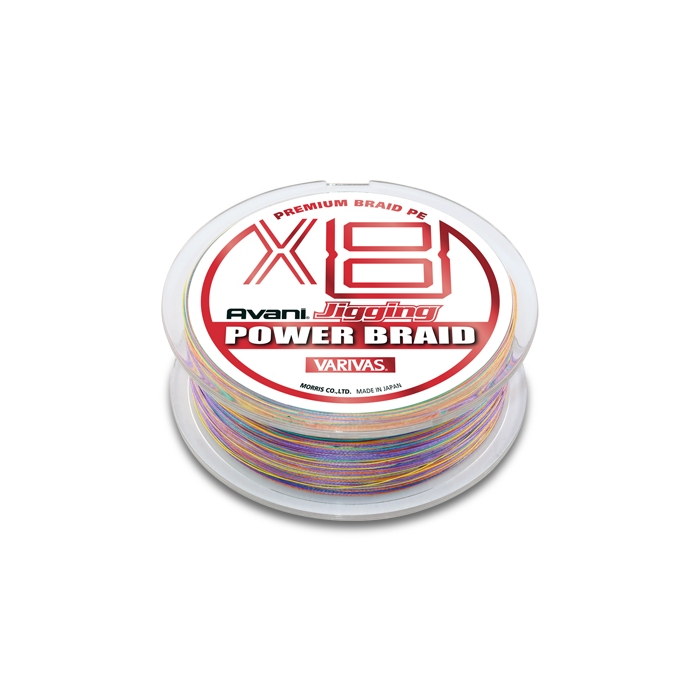 ΝΗΜΑ VARIVAS Jigging Power Braid X8 300m