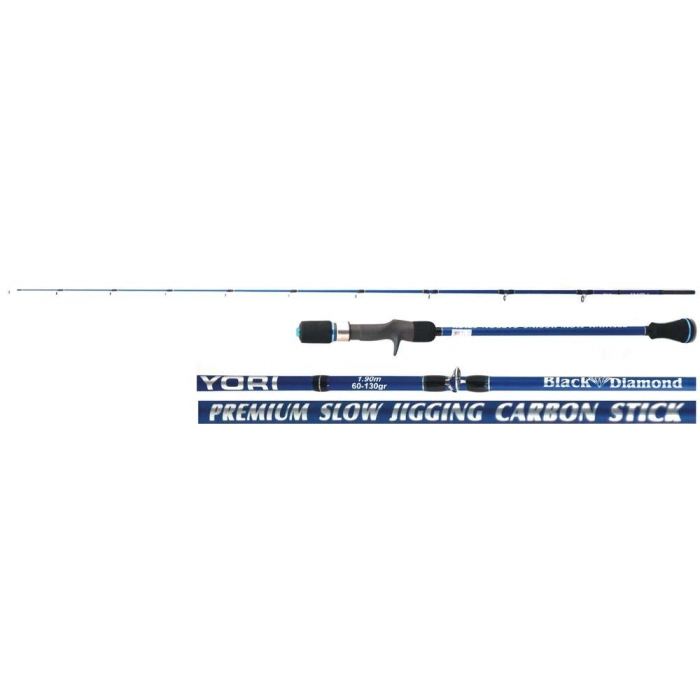 ΚΑΛΑΜΙ JIGGING BLACK DIAMOND Yori 1.90m