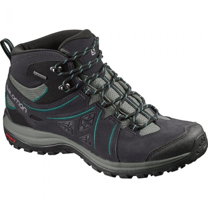 SALOMON Ellipse 2 Mid LTR GTX W Gray/Blue
