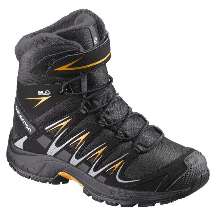 ΜΠΟΤΑΚΙΑ SALOMON PRO 3D WINTER TS CSWP KIDS