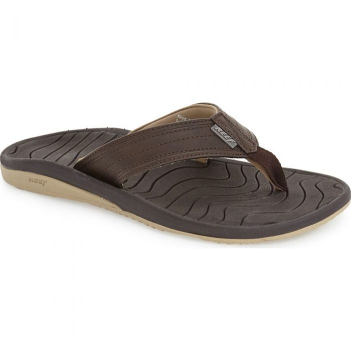 ΣΑΓΙΟΝΑΡΕΣ REEF Swellular Cushion Lux Brown/Gum