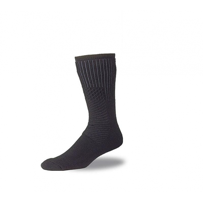 X-CODE Hiking Black Socks