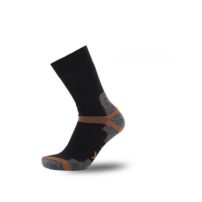 X-CODE Mountain Black Socks