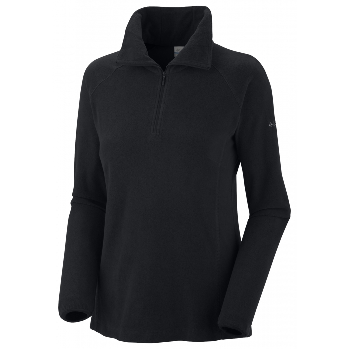 ΜΠΛΟΥΖΑ FLEECE COLUMBIA Women's Glacial Fleece II 1/2 Zip Black