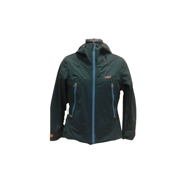 FLEECE CAMPAGNOLO Womens Layer 2.5 Blue