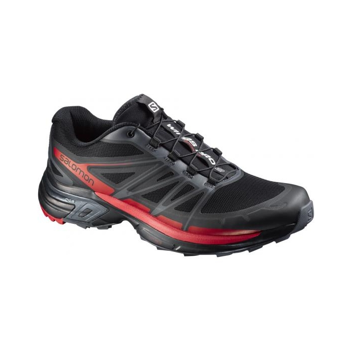 ΠΑΠΟΥΤΣΙΑ SALOMON Wings Pro 2 Black/Red