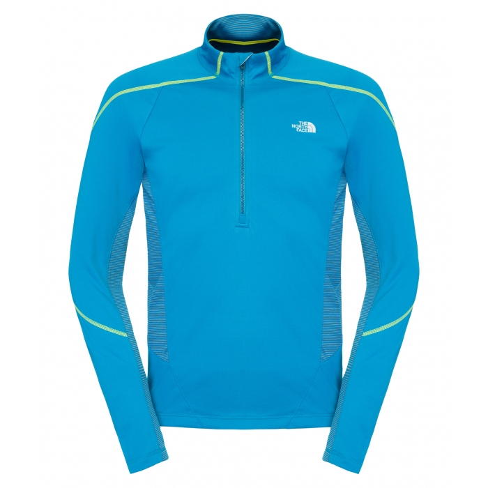 ΜΠΛΟΥΖΑ FLEECE TheNorthFace Valaste Blue