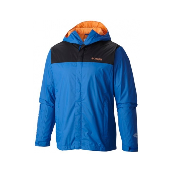 ΜΕΜΒΡΑΝΗ COLUMBIA PFG Storm™ Jacket Blue