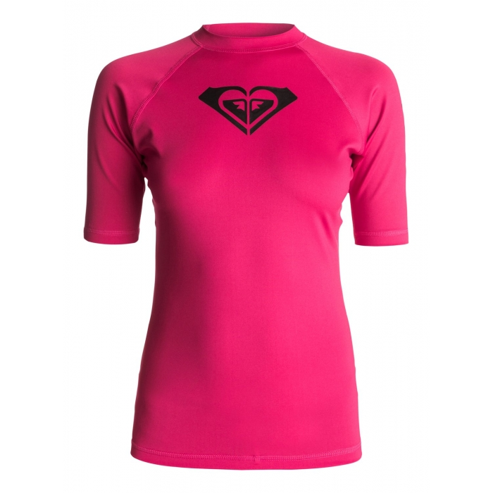 RASHGUARD ROXY Whole Hearted Women's  Cherry