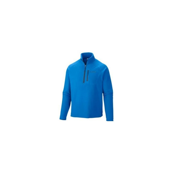 ΜΠΛΟΥΖΑ FLEECE COLUMBIA Fast Trek II Half Zip Blue