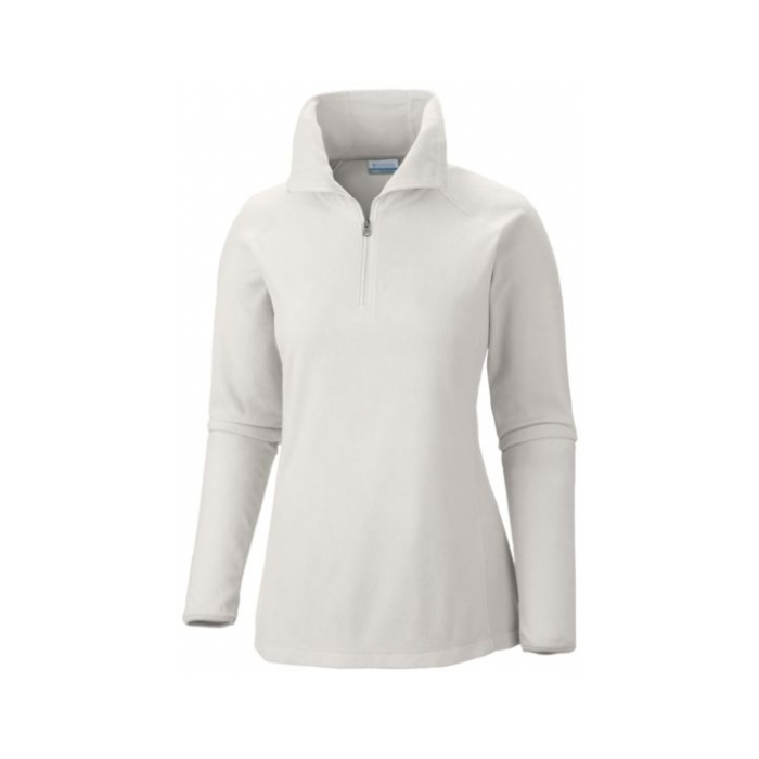 ΜΠΛΟΥΖΑ FLEECE COLUMBIA Women's Glacial Fleece II 1/2 Zip White