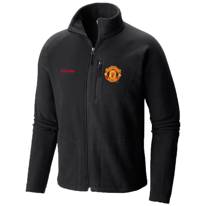 ΖΑΚΕΤΑ FLEECE COLUMBIA Fast Trek II ManUtd Black