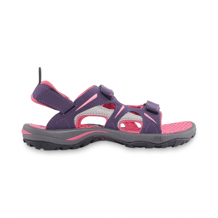 ΣΑΝΔΑΛΙ TheNorthFace Women's Hedgehog Purple/Pink