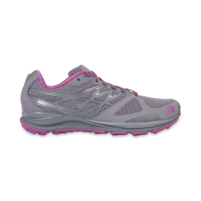 ΠΑΠΟΥΤΣΙΑ TheNorthFace Women's Ultra Cardiac Grey/Purple