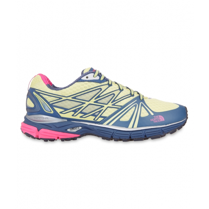 TheNorthFace Women's Ultra Equity Yellow/Blue