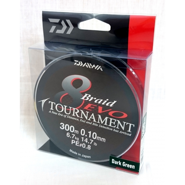 ΝΗΜΑ DAIWA Tournament 8 Braid