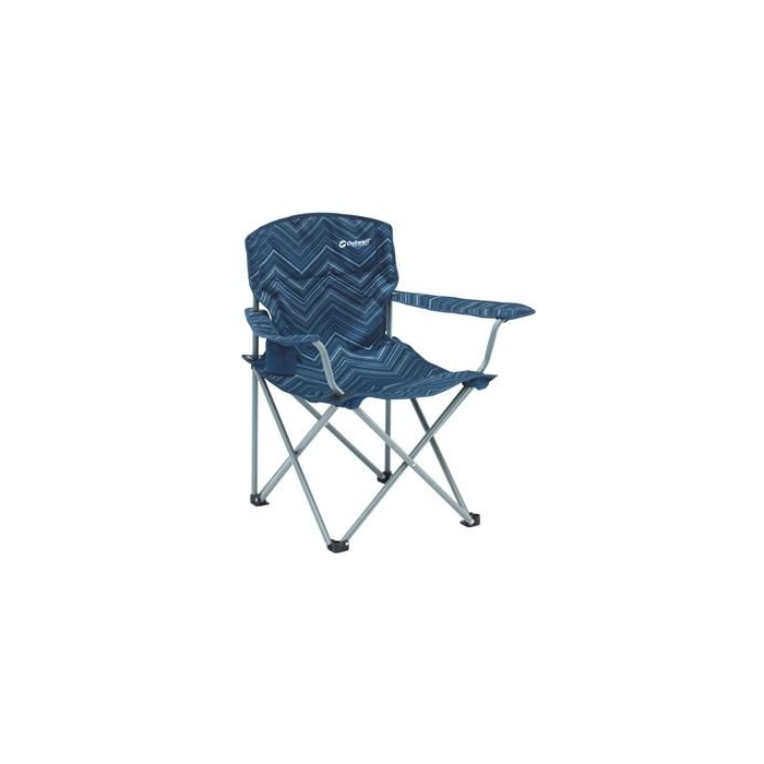 OUTWELL FOLDING CHAIR Woodland Hills Blue