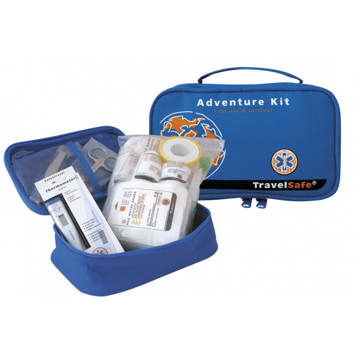 ΦΑΡΜΑΚΕΙΟ TRAVELSAFE Adventure kit