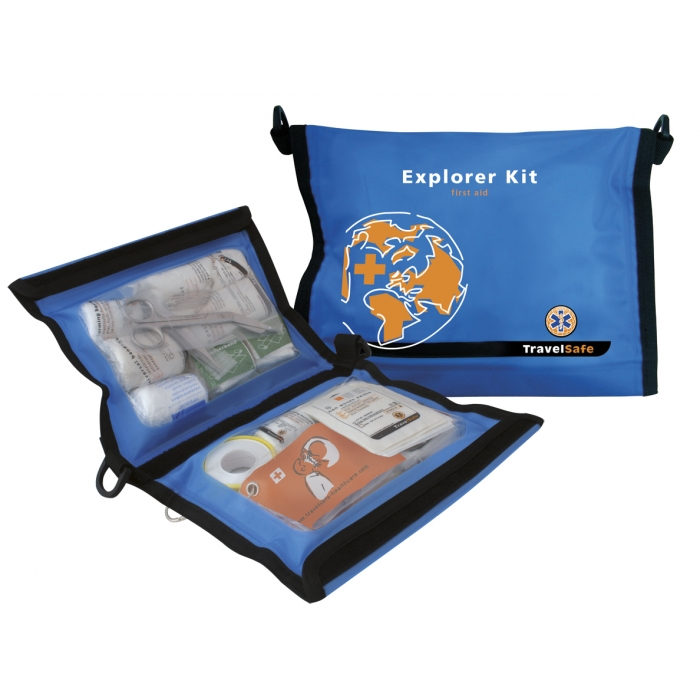 ΦΑΡΜΑΚΕΙΟ TRAVELSAFE Explorer kit