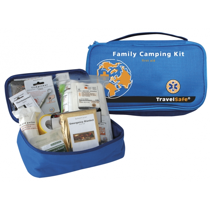 ΦΑΡΜΑΚΕΙΟ TRAVELSAFE Family camping kit