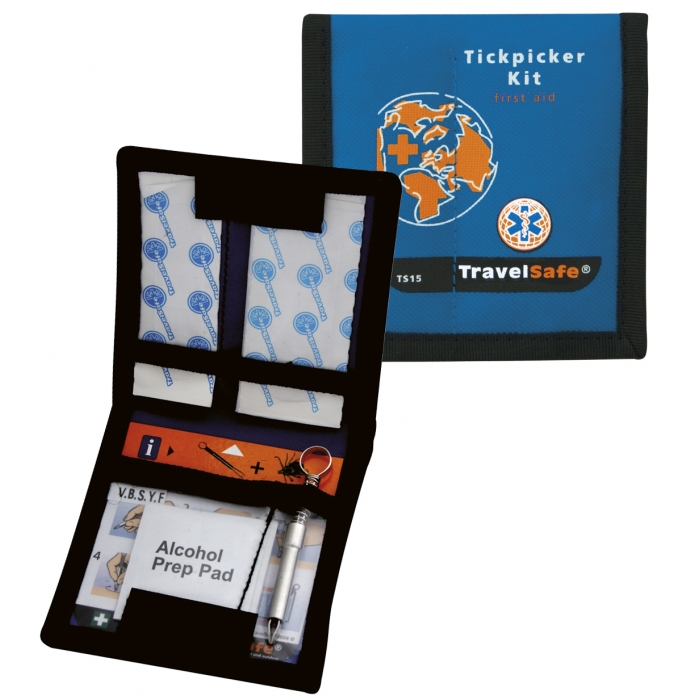 ΦΑΡΜΑΚΕΙΟ TRAVELSAFE Tickpicker kit