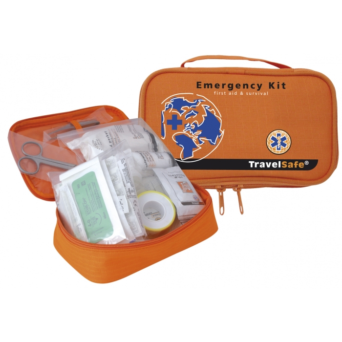 ΦΑΡΜΑΚΕΙΟ TRAVELSAFE Emergency kit