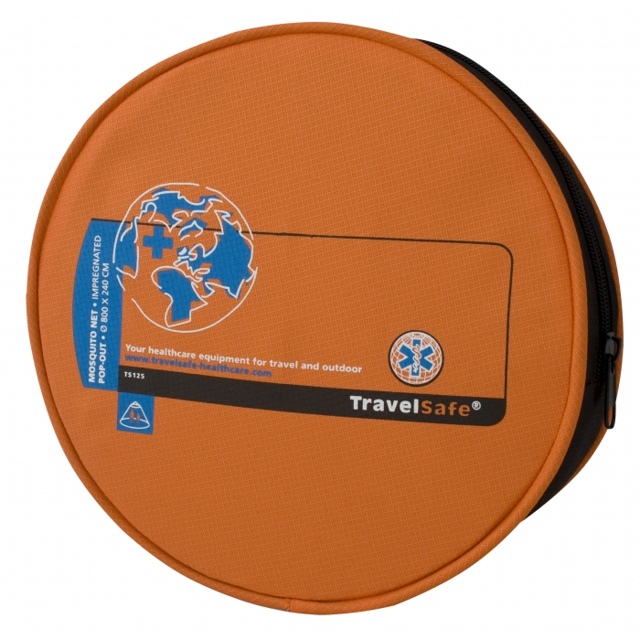TRAVELSAFE Mosquito net Pop-out 1-2 pers.