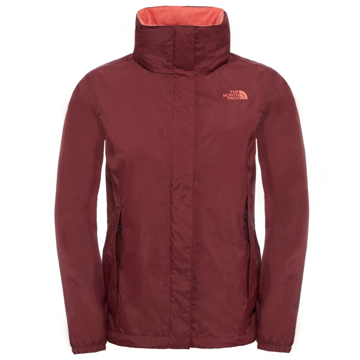 ΜΕΜΒΡΑΝΗ TheNorthFace Resolve Women's Red