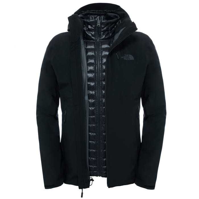 TZAKET TheNorthFace Thermoball Triclimate Black