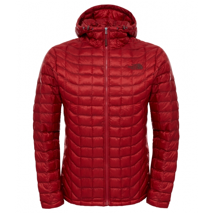 ΜΠΟΥΦΑΝ TheNorthFace Thermobal Hoodie Red