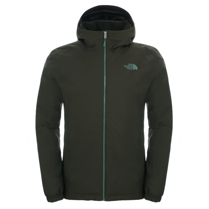 TZAKET TheNorthFace Quest Insulated Green