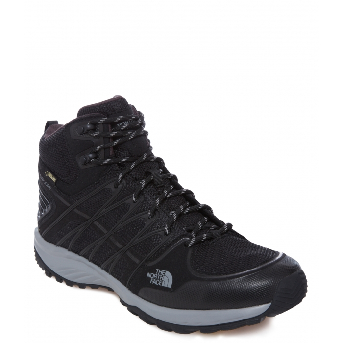 ΜΠΟΤΑΚΙΑ TheNorthFace Litewave Mid GTX Black