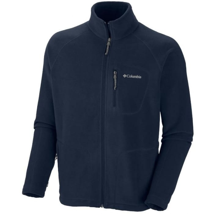 ΖΑΚΕΤΑ FLEECE COLUMBIA Fast Trek II Navy