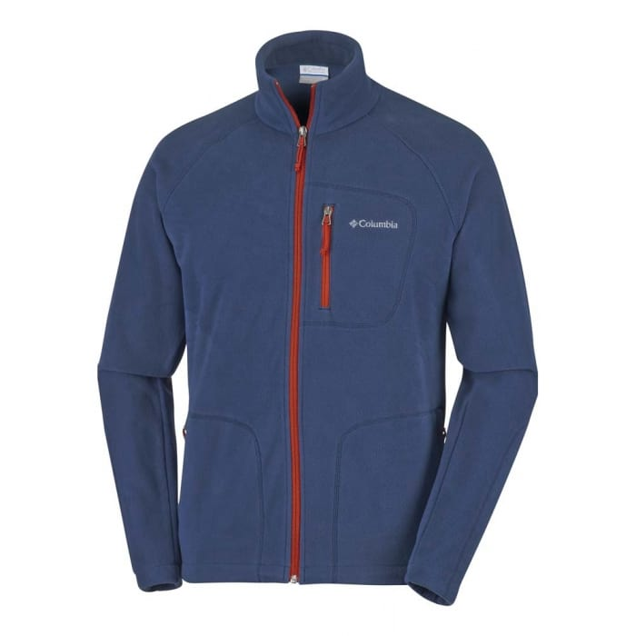 ΖΑΚΕΤΑ FLEECE COLUMBIA Fast Trek II Blue