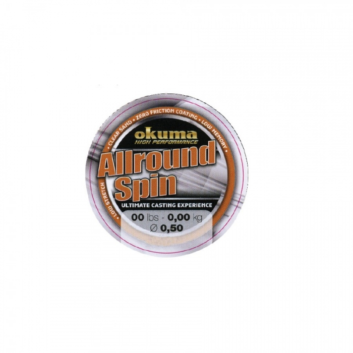 ΜΙΣΙΝΕΖΑ Okuma Allround Spin 150m