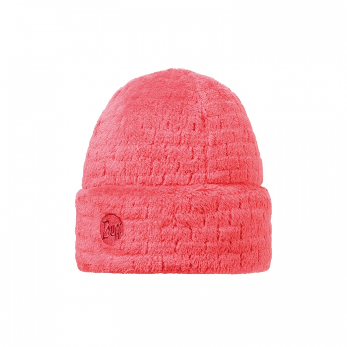 BUFF Polar Hat Thermal Solid Coral