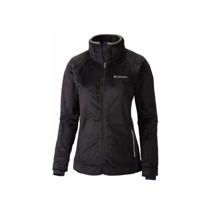 ΖΑΚΕΤΑ FLEECE Women's Pearl Plush II Black