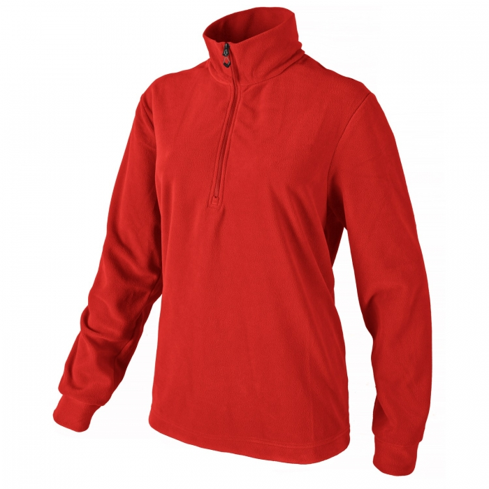 ΜΠΛΟΥΖΑ FLEECE CAMPAGNOLO LIght  Red